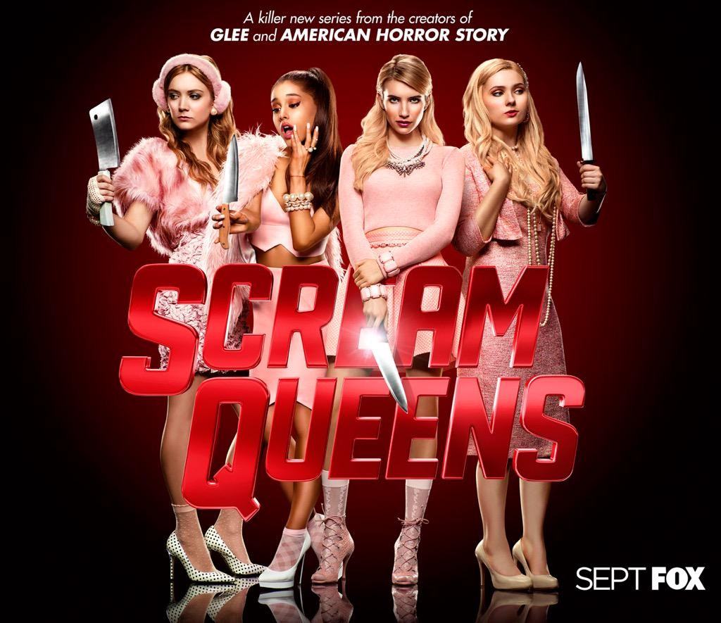 Scream Queens Scream-queens-poster-pink-1024x885