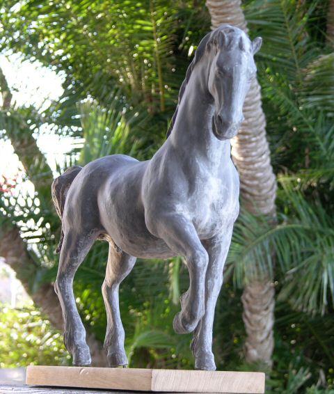 Vajarstvo-skulpture - Page 6 Clydesdale_sculpture_golf_trophy_sculpture