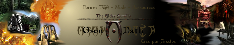 Oson O'Dath - La Communauté TES