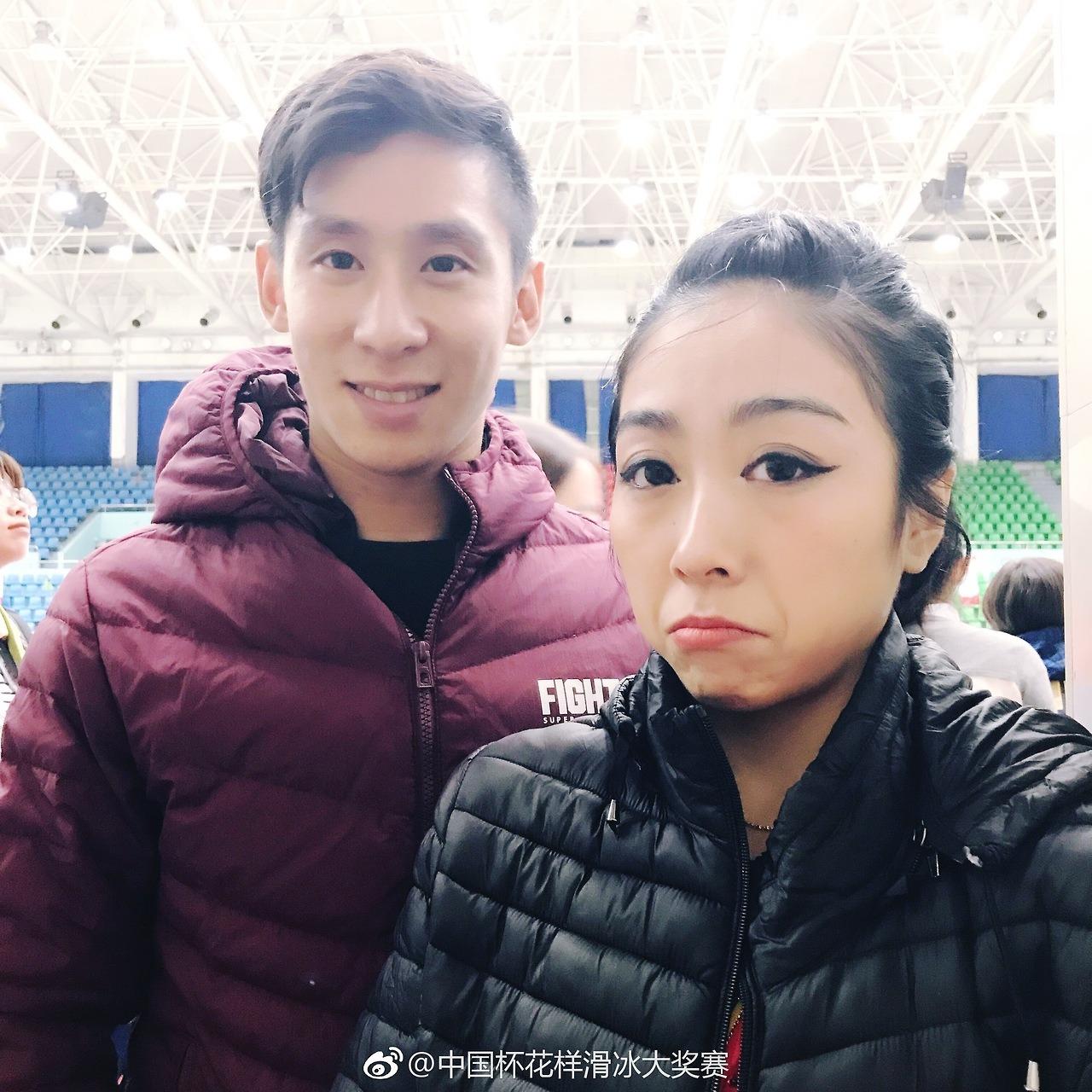 Вэньцзин Суй - Цун Хань / Wenjing SUI - Cong HAN CHN - Страница 10 KoYA8