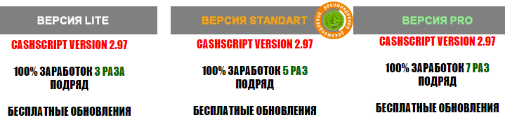 CASHSCRIPT Version 2.97  ИНТЕРНЕТ МАГАЗИН СКРИПТОВ HkAWB
