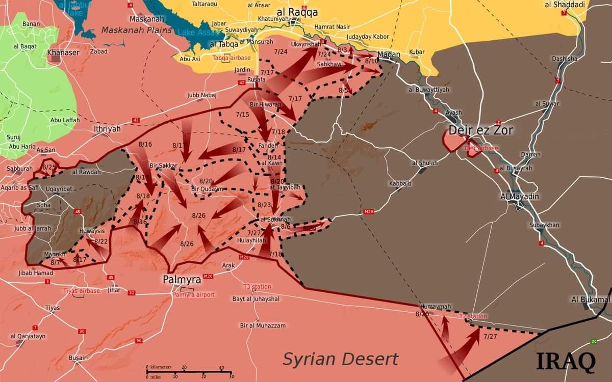 Syrian War: News #14 - Page 40 JvbEx