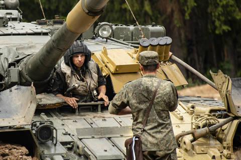 Т-80У («Объект 219АС») - основной боевой танк 0Op3Q