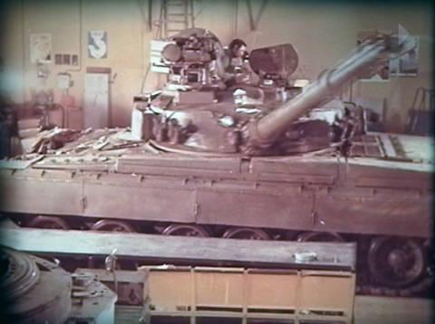 «Объект 219А» - основной боевой танк (опытный) 3c7wi