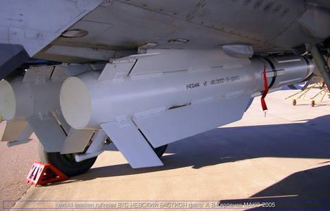 Р-33 - управляемая ракета большой дальности 51R6q