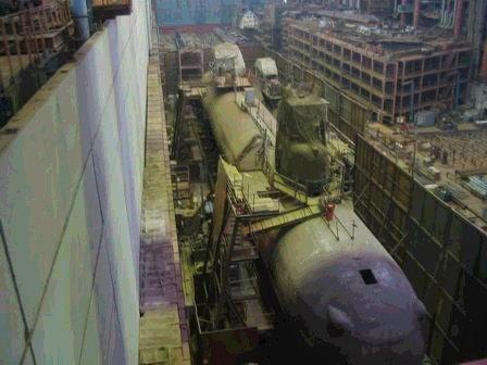Проект 1910 «Яуза» («Кашалот») - атомная глубоководная станция MQE0N