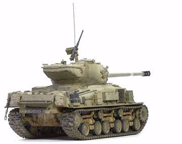 M51 Super Sherman. Tamiya 1/35 PDAGy