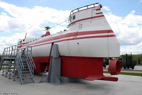 Проект 1832 «Поиск-2» - глубоководный аппарат RhAng
