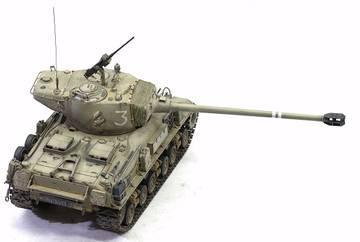 M51 Super Sherman. Tamiya 1/35 Ha0lR