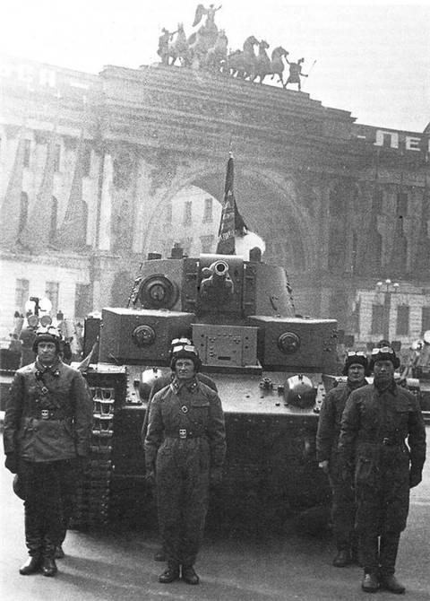 Л-10 - 76-мм танковая пушка обр. 1938 г. MTpLR