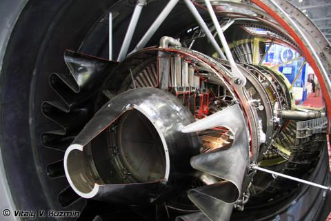 ПС-90А (Д-90А) - авиационный турбовентиляторный двухконтурный двухвальный двигатель WeSgP