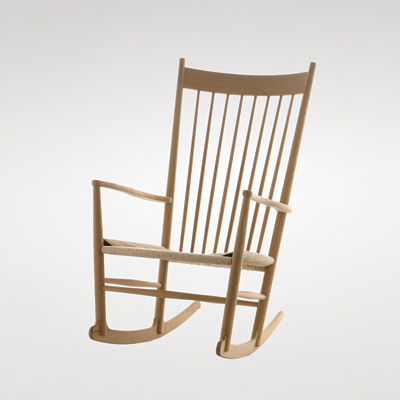 Papá, quiero ser audiófilo Hans-wegner-rocking-chair