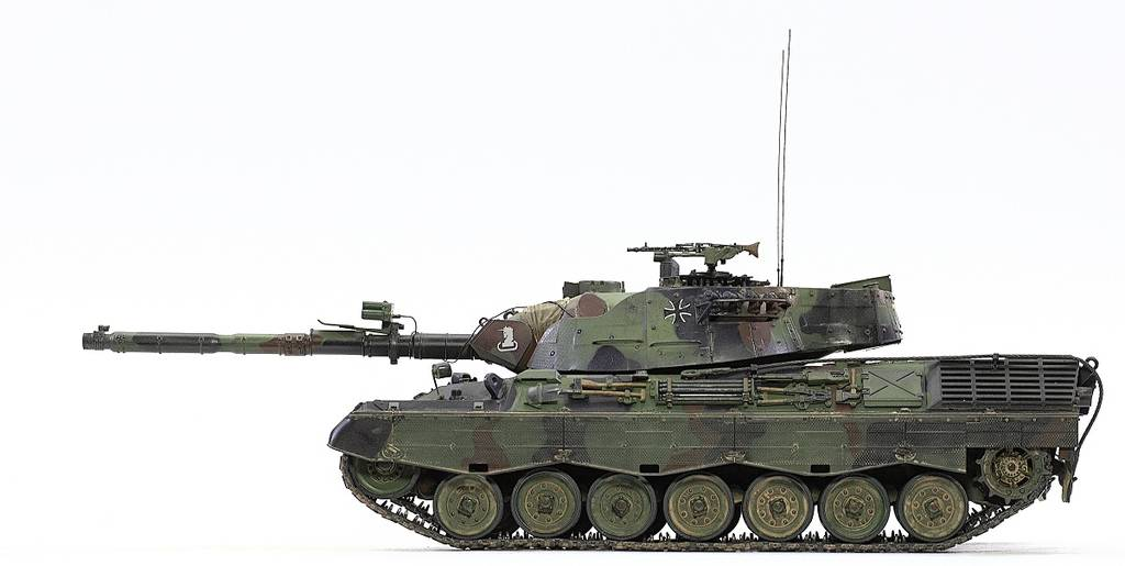 Leopard 1A5 Meng 1/35 DJPOC