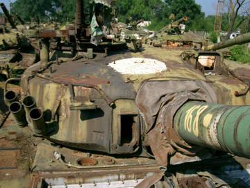 «Объект 219А» - основной боевой танк (опытный) BWOr2
