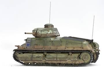 Somua S35 Tamiya 1/35 UqlbP