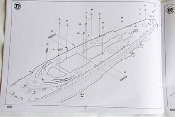 "Линейный корабль ""Dunkerque"", 1/350, Hobbyboss, 86506 Y6Fzb"