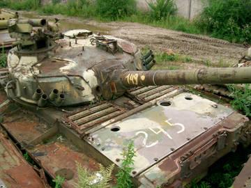 «Объект 219А» - основной боевой танк (опытный) FSCQG