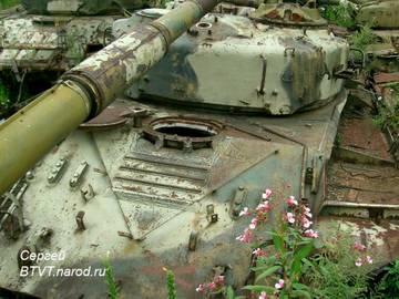 «Объект 219А» - основной боевой танк (опытный) HHFR9