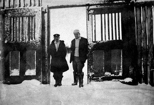 Нанук с Севера / Nanook of the North (США-Франция, 1922) Nanuk-shooting