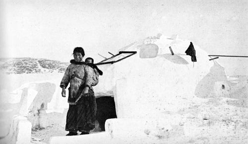 Нанук с Севера / Nanook of the North (США-Франция, 1922) National-geografic
