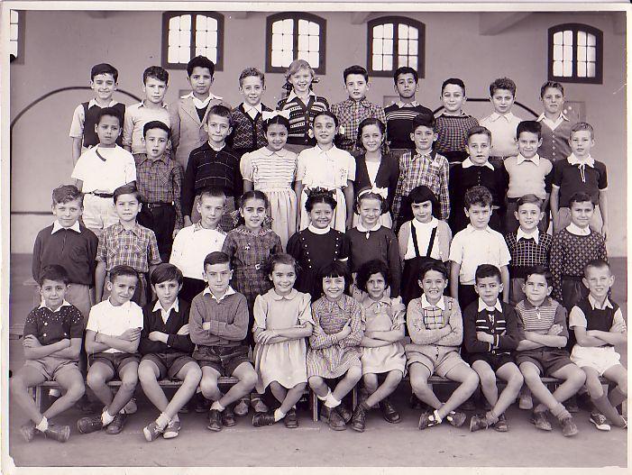 LYCEE LYAUTEY CASABLANCA 8_1950