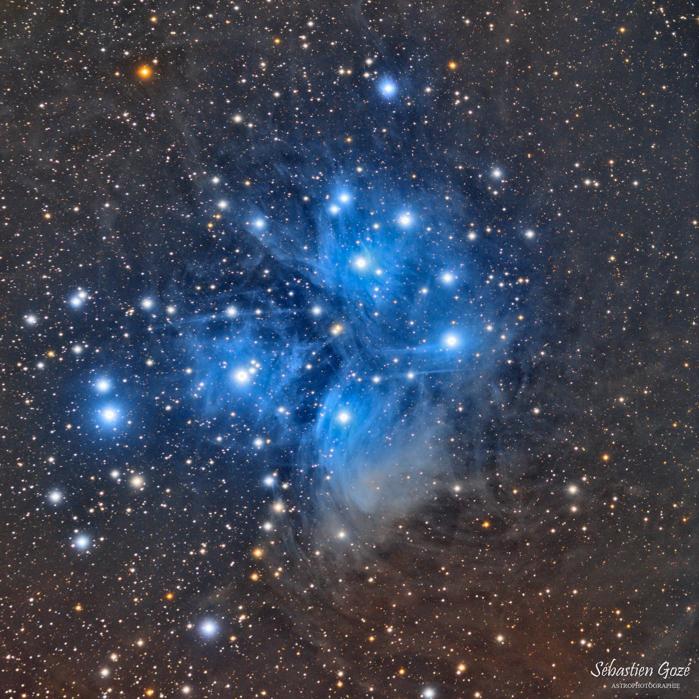 M45 - Les pléïades LRVB_M45_finale_reduit