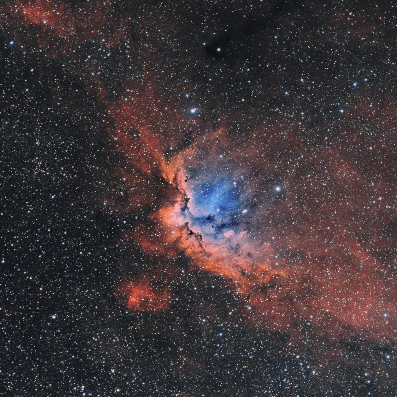 NGC 7380 - La nébuleuse du sorcier en HaOO Sorcier_HaOO_finale_reduit