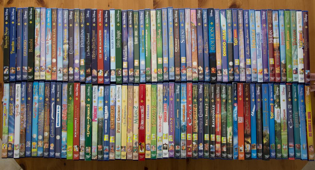 [Recherche - Vente] Le Coin des Blu-ray et DVD Disney !  (TOPIC UNIQUE) - Page 4 DSC_0327
