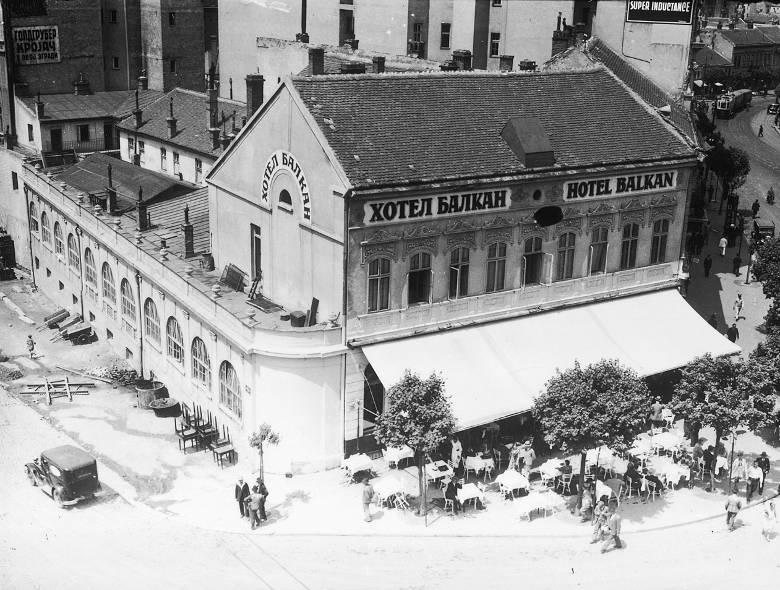 Slike starog Beograda - Page 4 Hotel-Balkan