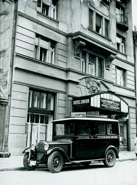 Slike starog Beograda - Page 4 Hotel-Union