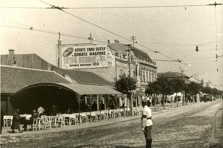 Slike starog Beograda - Page 4 Kralja-Milana-kod-Slavije