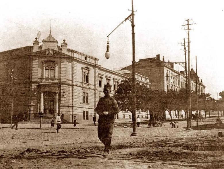 Slike starog Beograda - Page 4 Nemanjina-K.Milosa
