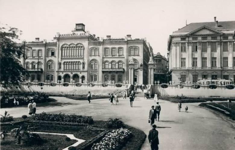 Slike starog Beograda - Page 5 Park-Studentski-Trg-2
