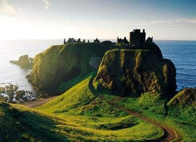 Escocia  tierra de celtas Escocia