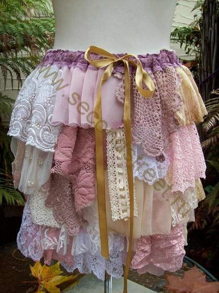 Салфетки в одежде Snec2