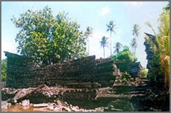 Ruines dans le pacifique Ponape03
