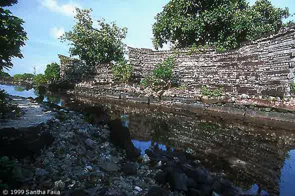 Ruines dans le pacifique Ponape04