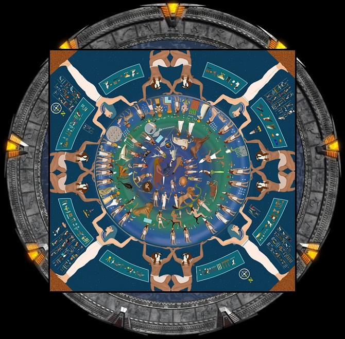 Mystères d'Osiris - Page 2 Stargate
