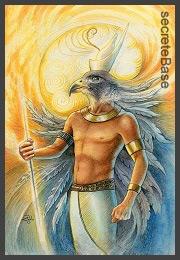 """Les """"religions"""" de Babylone la Grande. Horus"""