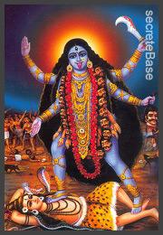 "Les ""religions"" de Babylone la Grande. Kali"