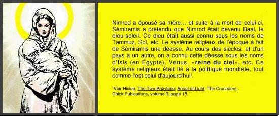 """Les """"religions"""" de Babylone la Grande. Parrains"""