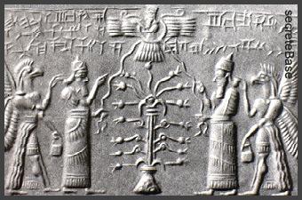 """Les """"religions"""" de Babylone la Grande. Sceau02"""