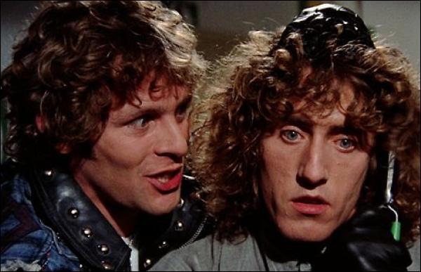 THE WHO Y EL CINE Tommy-1975