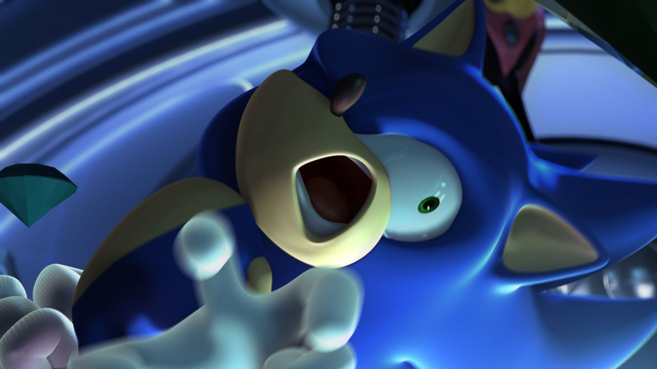 Columbia pictures - Sonic Movie Opb053editcur0060