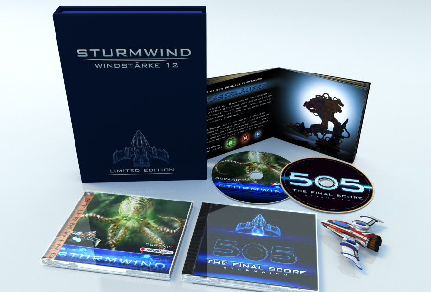 "Les ""Must Have"" Dreamcast Sturmwind_Dreamcast_Limited_Edition_01"