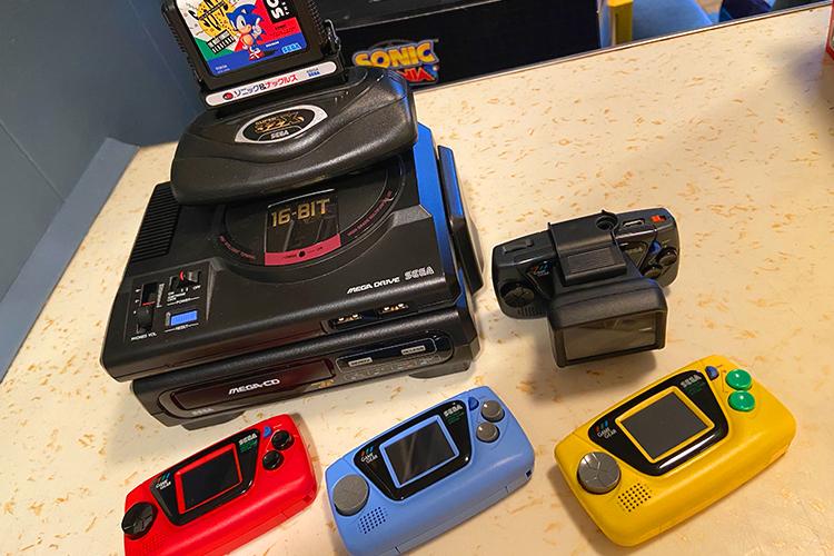 La Game Gear Micro GGM-2