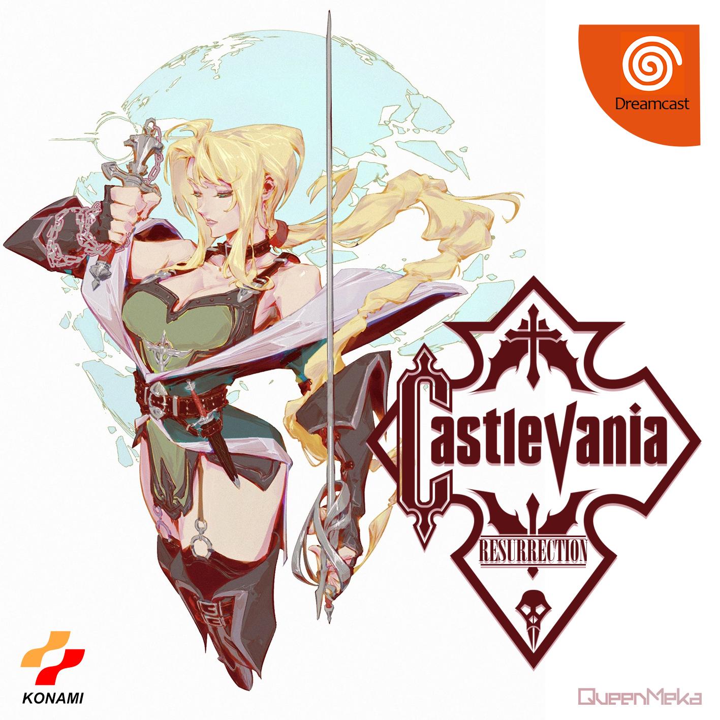 Il y a 20 ans mourrait la Dreamcast.... - Page 3 Jaquette-avant-castlevania