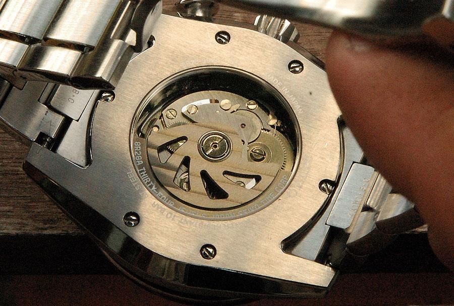 Vendido Seiko Ananta SRQ003J1 Cronógraf Automático 6
