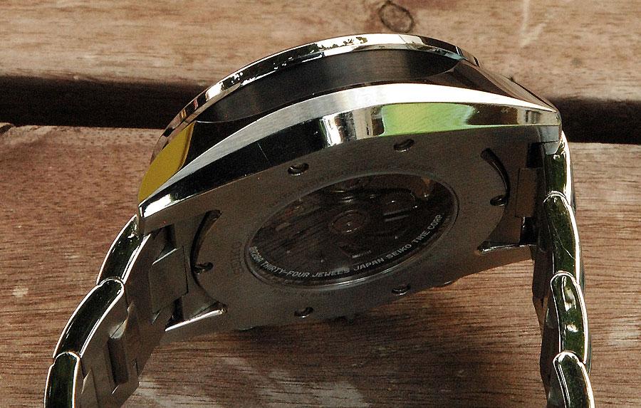 Vendido Seiko Ananta SRQ003J1 Cronógraf Automático 7
