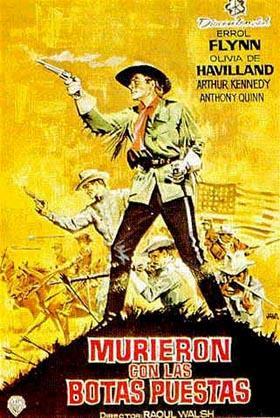 Western y algo más. Murieron-con-las-botas-puestas
